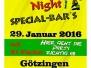 Faschenoacht 2016 - Narren Dance Night
